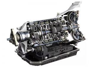 Автоматическая коробка переключения передач (АКПП)