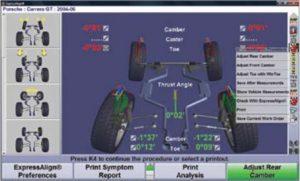 Визуализация на 3D стенде
