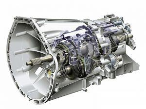 Механическая коробка переключения передач (МКПП)